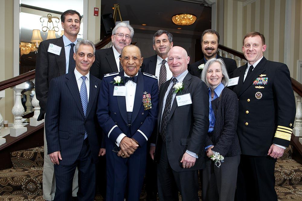 2012 Alumni Honorees