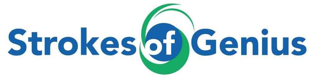 Ntef 2020 Golf Logo Strokes